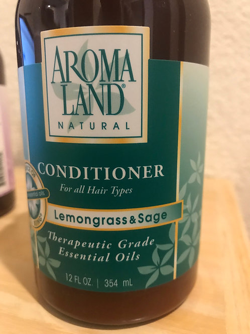 AromaLand Conditioner Lemongrass& Sage