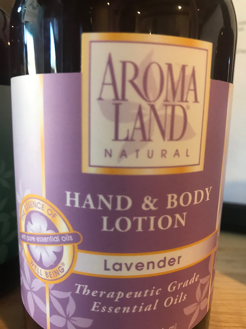 AromaLand Hand and Body Lotion Lavender