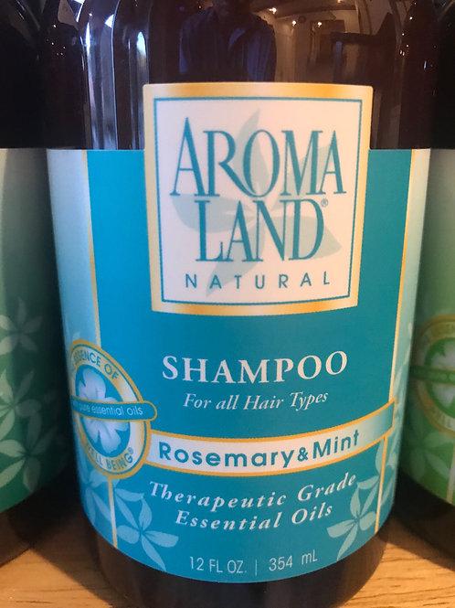 AromaLand Shampoo Rosemary& Mint