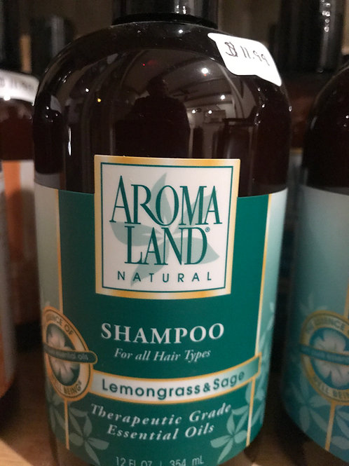 AromaLand Shampoo Lemongrass and Sage