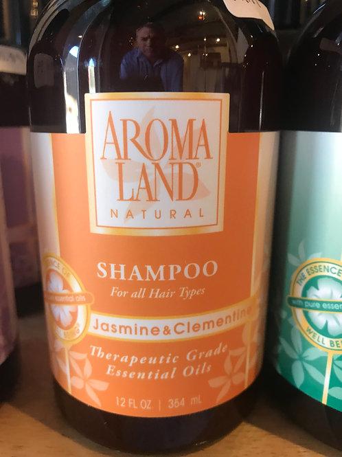 AromaLand Shampoo Jasmin & Clementine