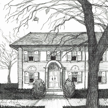 The Creepy House