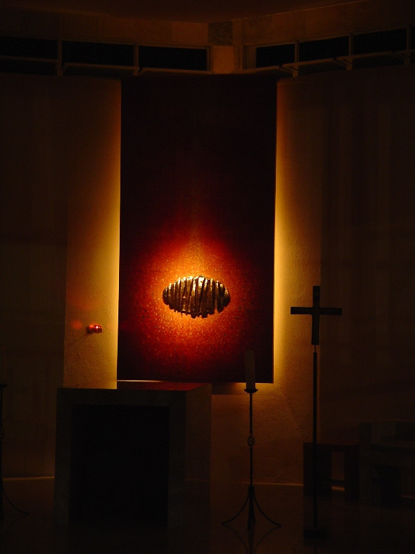 Vista altar