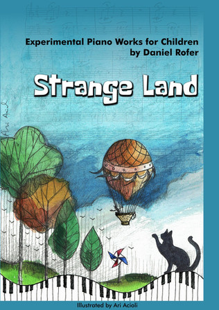 COVER BOOK_ Strange Land