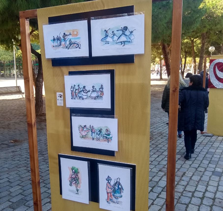 Expo en Barcelona