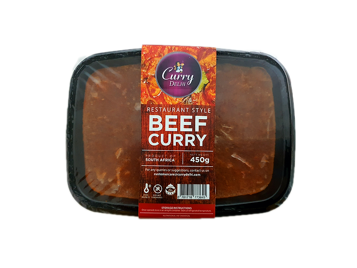 Beef Curry 300g