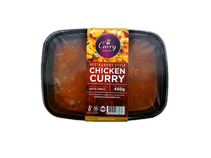 Chicken Curry 1Kg