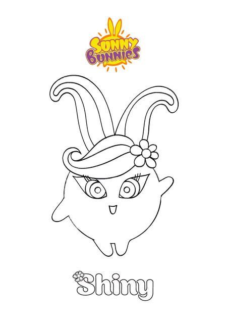 How to draw all the Sunny Bunnies