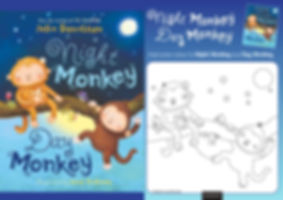 Night-Monkey-Day-Monkey-colouring-sheet.