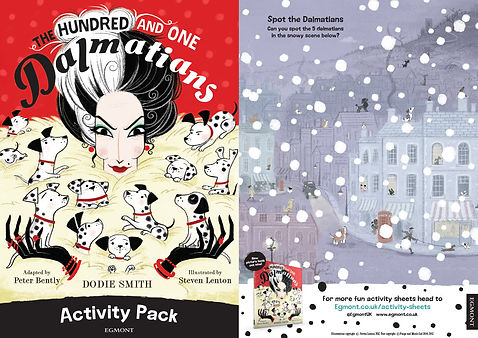 The-Hundred-And-One-Dalmations-Activity-