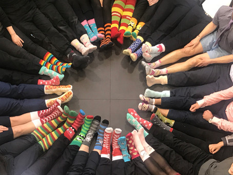 Silly Sock Day 2018