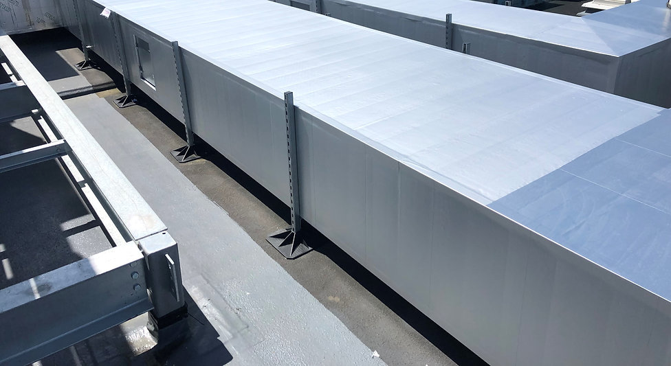 Silver ductwork