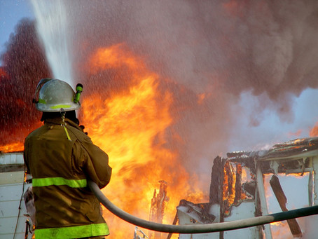 Fire protection is not a pipe dream