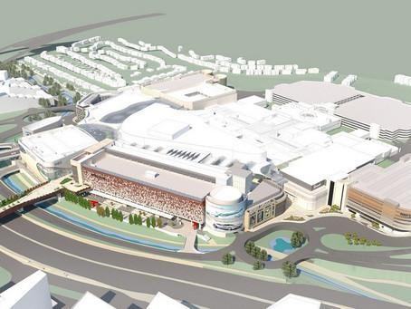 Brent Cross shopping centre redevelopment