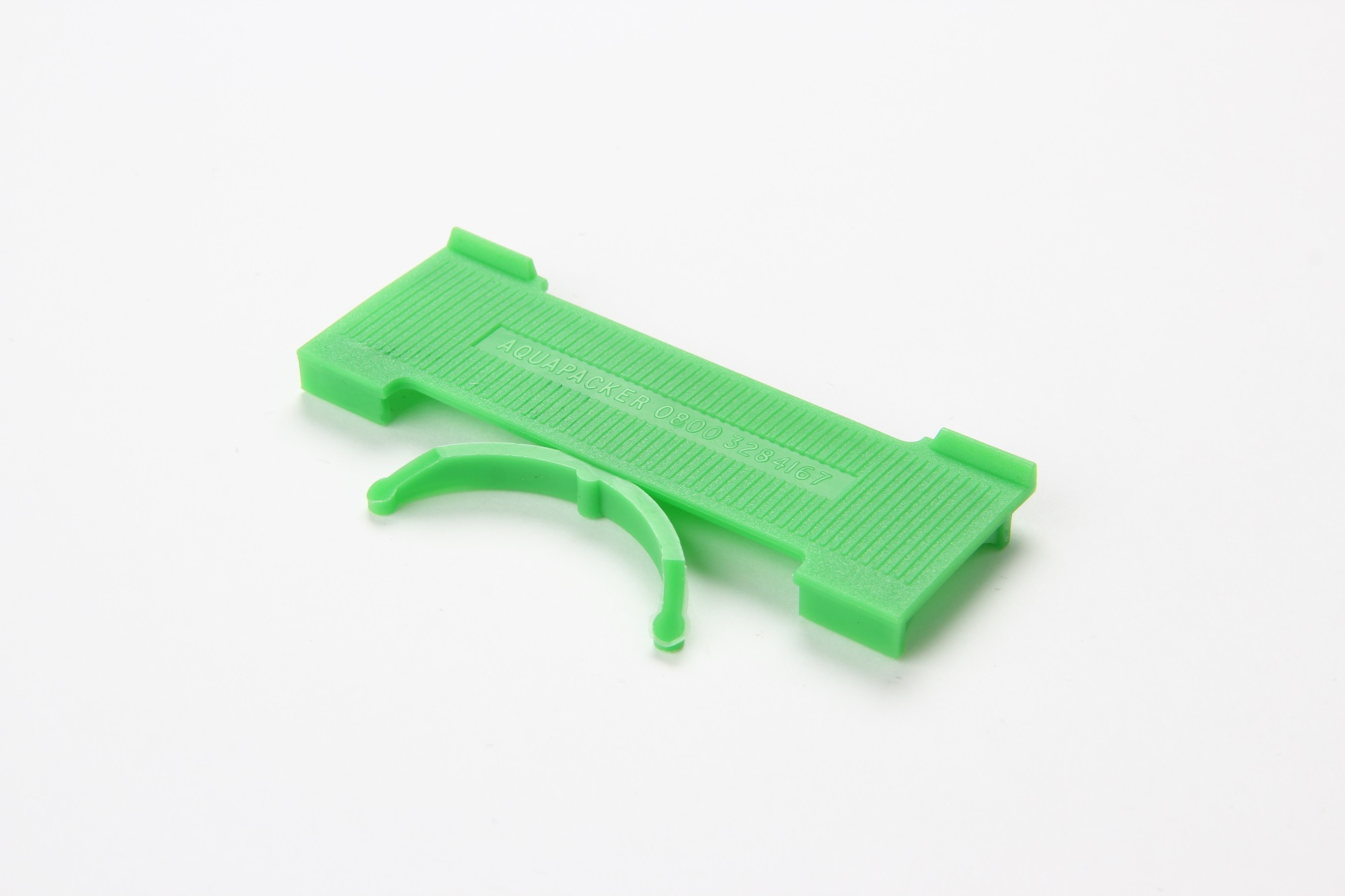 KlassePACK aquapacker green