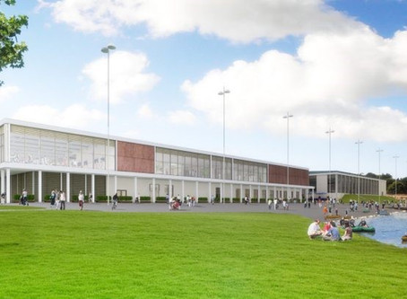 £30m South Lake Leisure Centre - Craigavon