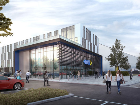 GKN Aerospace huge new multi-million pound global technology centre uses KlasseCLAD