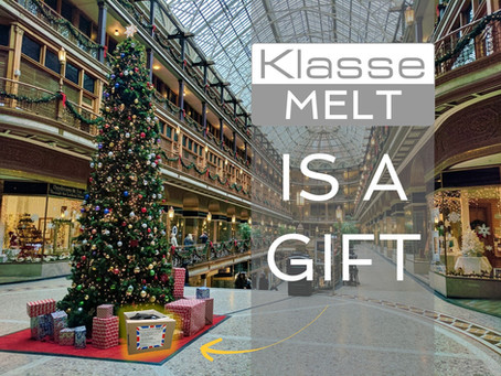 Deck the halls...with KlasseMELT™