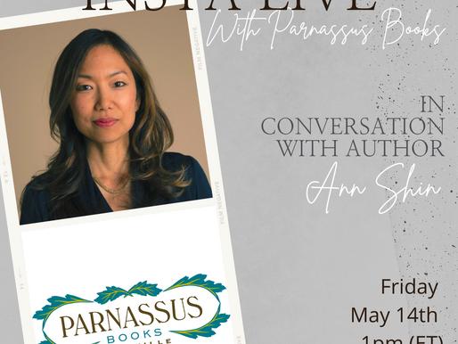 Instagram Live with Parnassus Book Store
