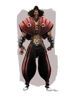 THE LAST DRAGON:The Shogun of Harlem