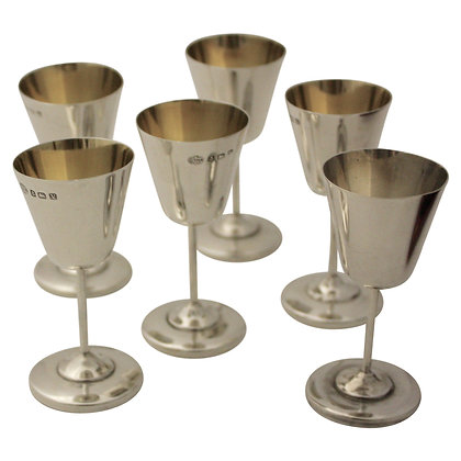 Silver Beakers