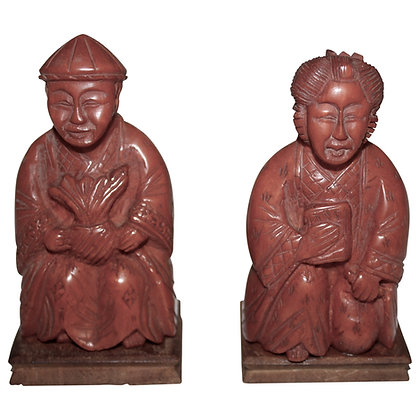 Small Chinese Figurines