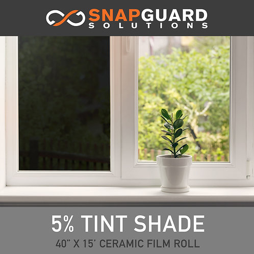 Window Tint For Home (40in x 15ft)