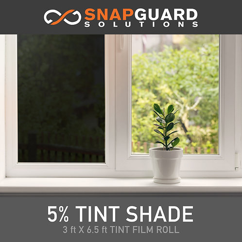 Window Tint For Home (3ft x 6.5ft)