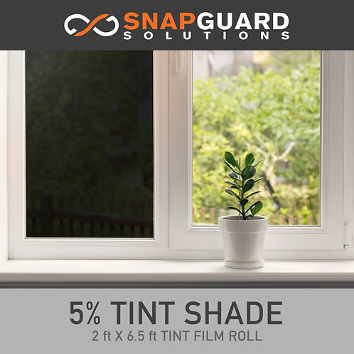 Window Tint For Home (2ft x 6.5ft)