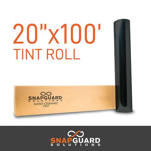 """SS Window Tint Film 20"""" x 100' Roll"""