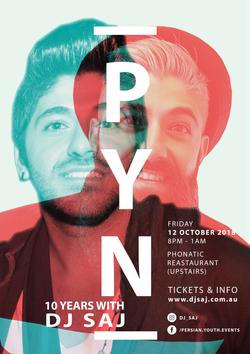 PYN 12 Poster