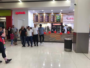 Manakeesh opens up in Arndale Shopping Centre!