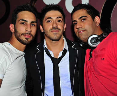 DJ Roozbeh - DJ SAJ - DJ Infinity