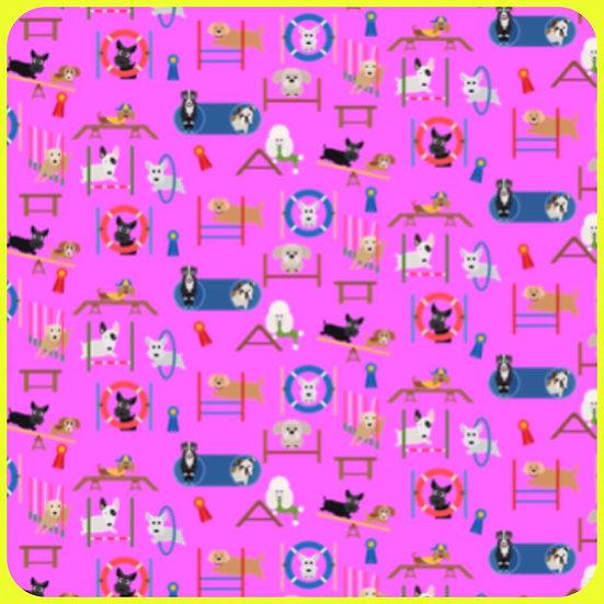 1.19-116 Agility, pink