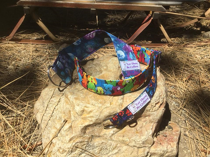 Break-Away Martingale Fabric only