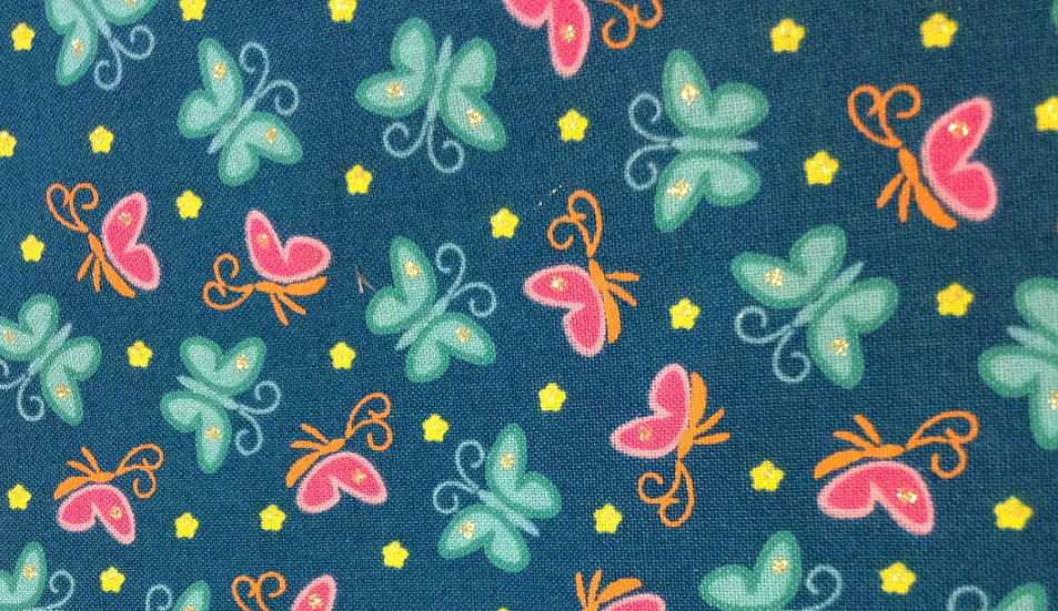 # IN3 Pink and blue butterflies