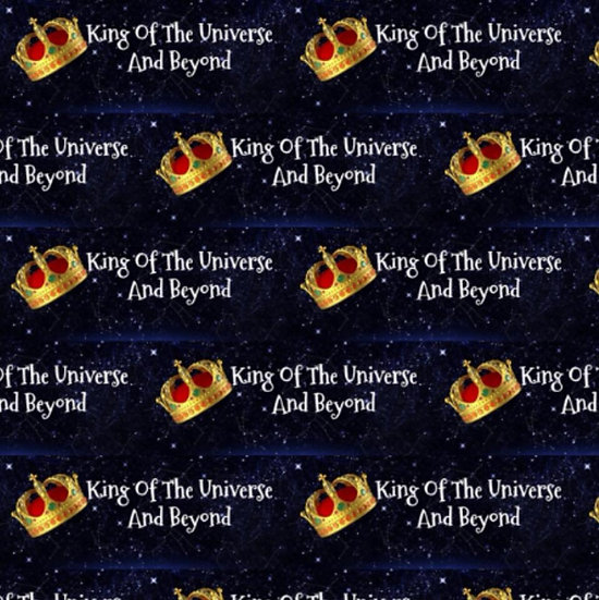 4.2018-4 KING OF THE UNIVERSE