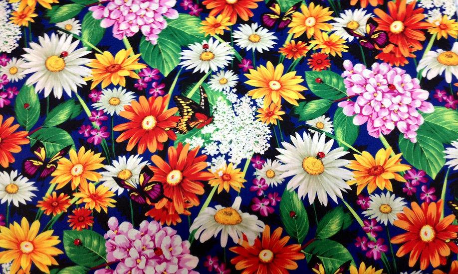 GA 165 Large floral