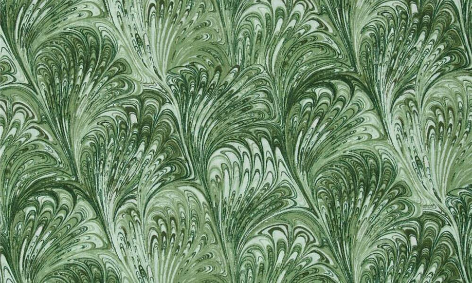 MA40 Green Swirl Marble