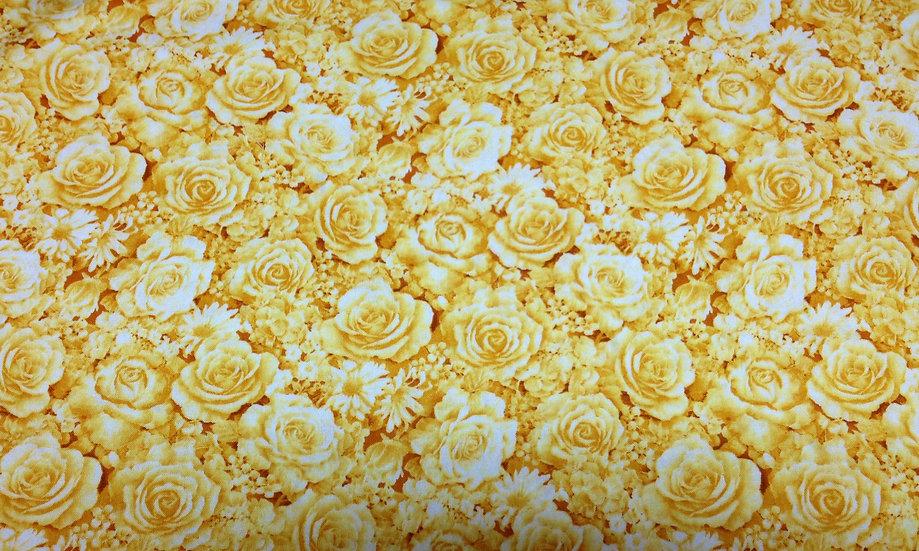 GA195 Yellow roses