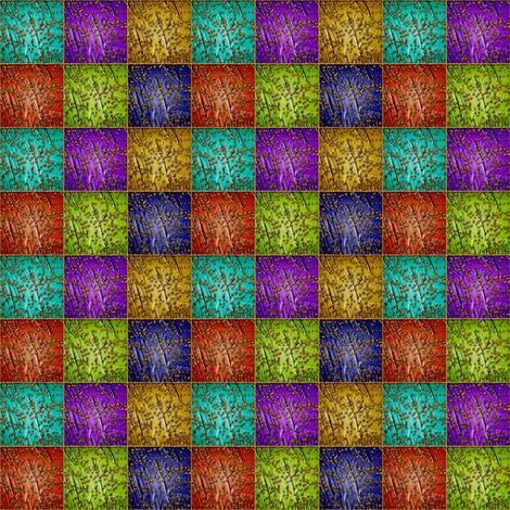 2019-59 Squares, multi color
