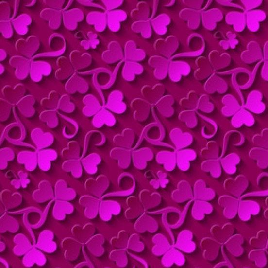 Pink Shamrocks