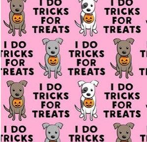 I do tricks, pink