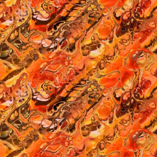 # 9.18.132 Marble, Orange/Golden Brown