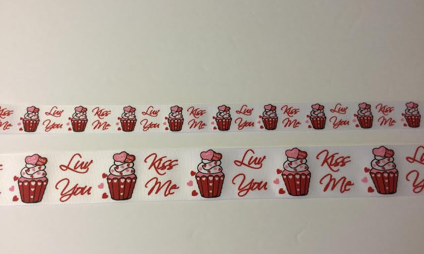 # 1127-14H Cupcakes and Words