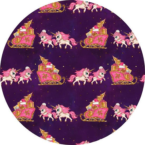 # C-16 Unicorn and sleigh