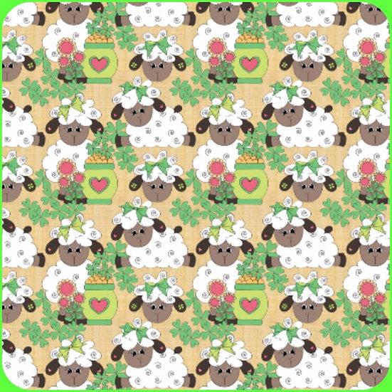 1.19-106 St Patrick Sheep