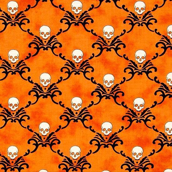 7.2017-149GO Skulls, orange