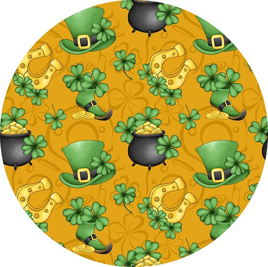 1-2020-30 St Patrick gold background