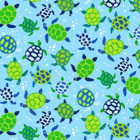 5.83 SEA TURTLES